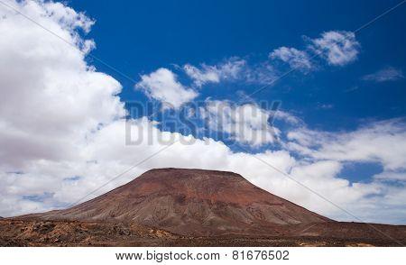 Fuerteventura, Montana Roja