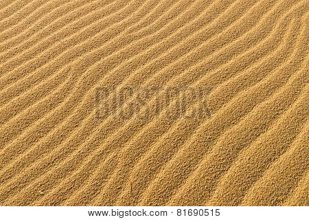Undulated Sand
