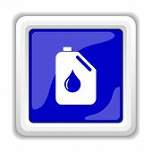 foto of oil can  - Oil can icon - JPG