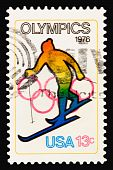 Olympics Skiing 1976