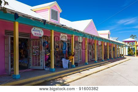PORT LUCAYA. FREEPORT, BAHAMAS