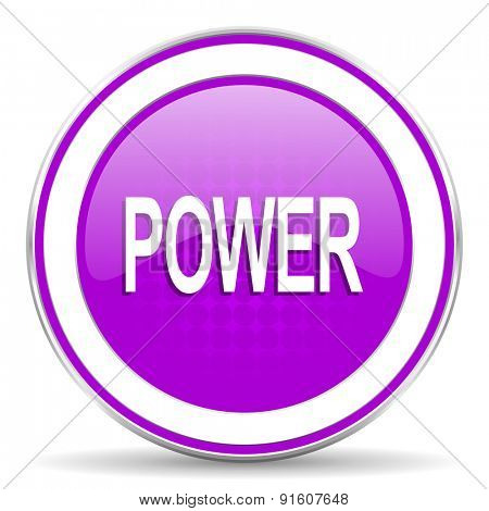 power violet icon