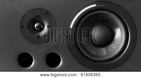 Full Frame Speaker