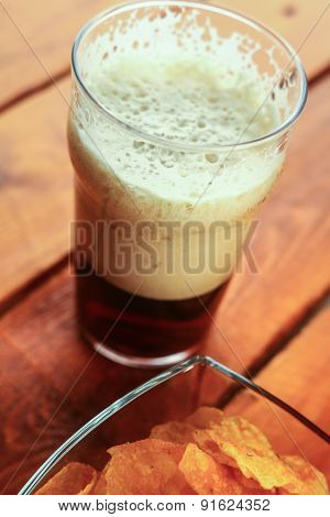 Dark Beer Pint