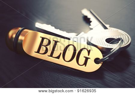 Blog written on Golden Keyring.