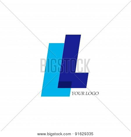 Vector modern abstract logo for your company