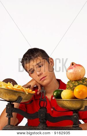 Wanting Junk Food