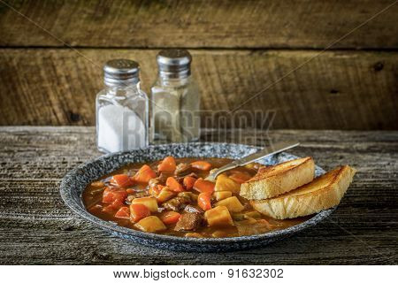 Beef Stew Meal
