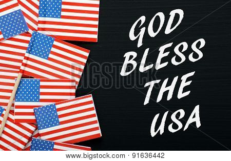 God Bless The USA