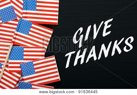 Give Thanks USA