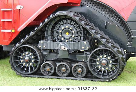 Agricultural Tractor.