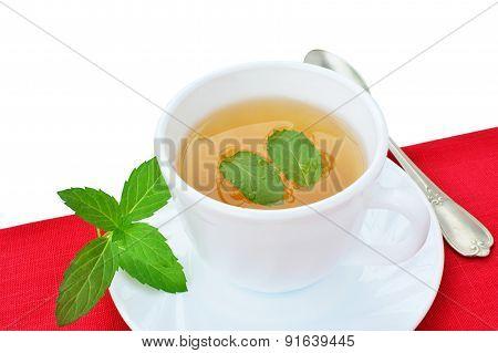 Tea With Mint
