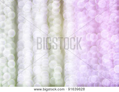 Bokeh Blurred Background Texture