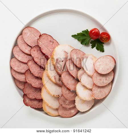 Sausage Cutting