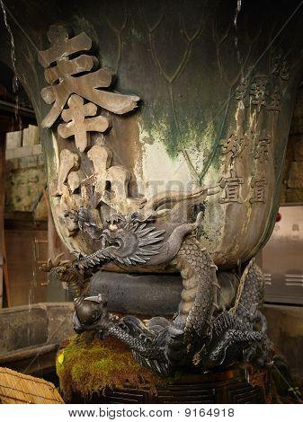 Todai-ji Temple Architecture Details