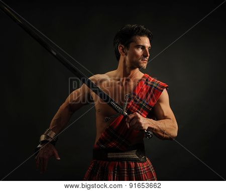 Gladiator Highlander