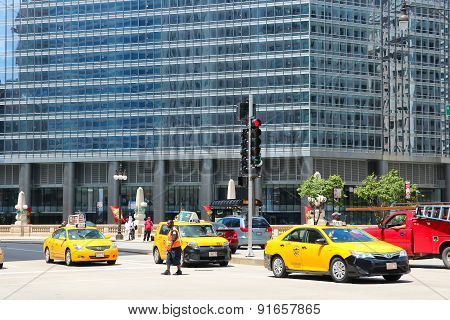 Chicago Taxi Cabs