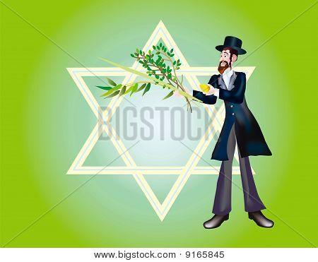 Jewish Holiday Of Sukkoth Festival