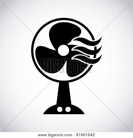 Appliances design over gray background vector illustration