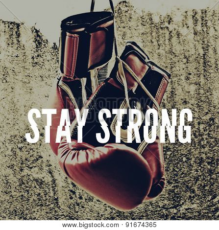 Stay Strong D