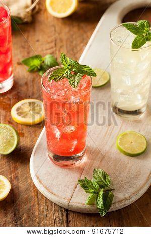 Organic Fresh Italian Soda