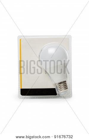 Light Bulb In Packing