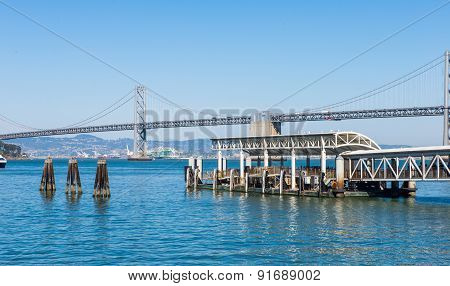 Port In San Francisco Bay