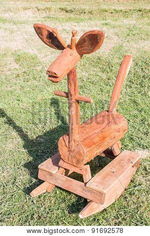 Rocking Horse Toy.