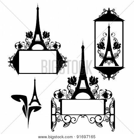 Paris Frame Design