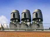 image of fumes  - Air exhaust systems to remove fumes in laboratories  - JPG
