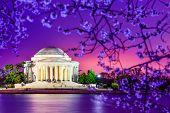 foto of thomas jefferson memorial  - Washington - JPG