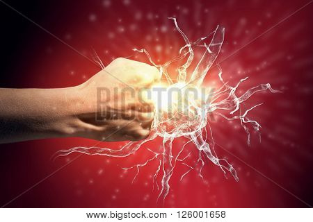 Neurology science concept