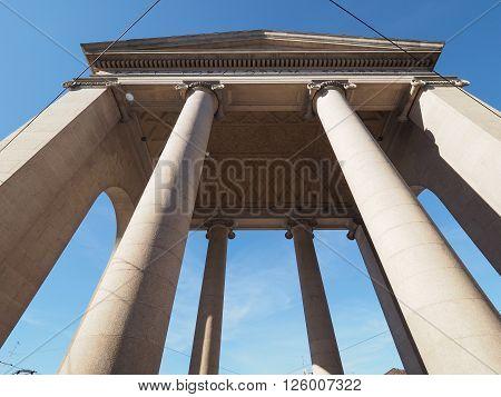 Porta Ticinese In Milan