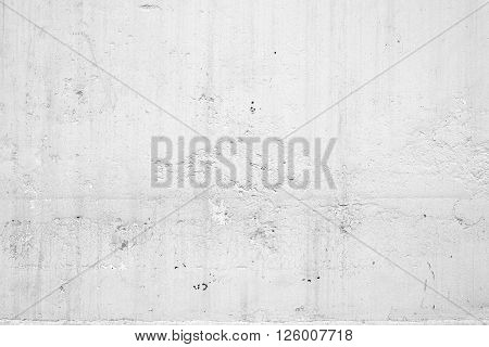 Concrete texture for background in white colour. Background and texture.