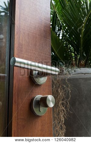 Design Of Door Handle And Knob Door Modern Style