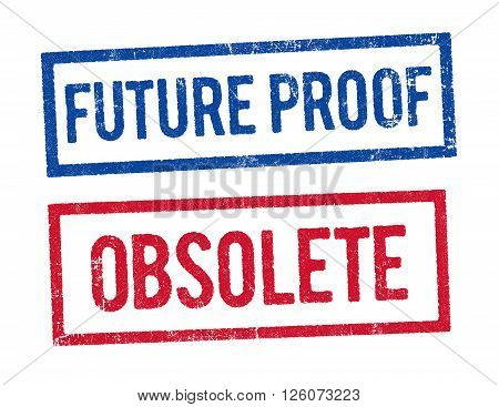 """Number Names Worksheets opposite word great : Stock Photo of Vector illustration of opposite word """"Future proof ..."""
