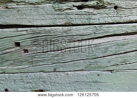 Rustic decayed wooden board texture background pattern