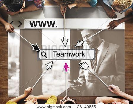 Teamwork Alliance Agreement Company Team Concept