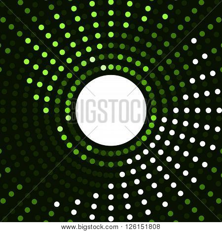 Abstract dotted background, disco backdrop, vector illustration, eps 10