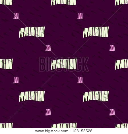 Abstract seamless pattern, vector doodle. Ethnic seamless pattern. Vector background. Digital paper
