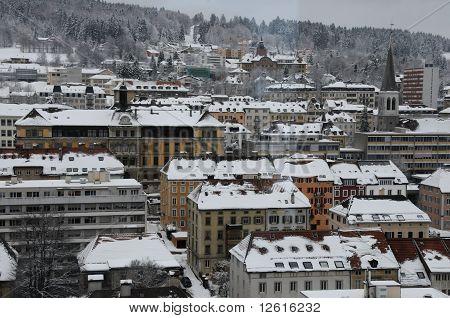City of La Chaux-de-Fonds