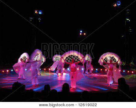 Moira Orfei Circus - dancers