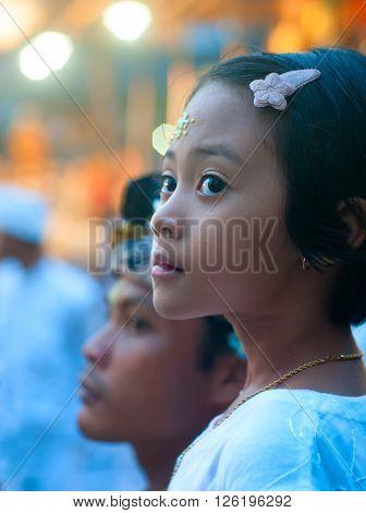 Beautiful Balinese Girl