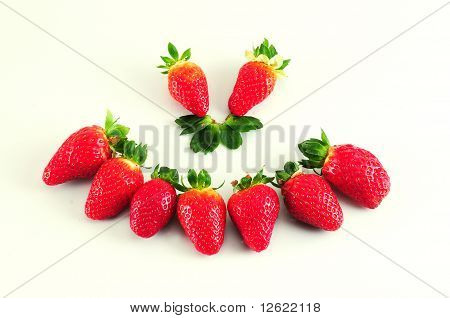 Smiley Strawberry