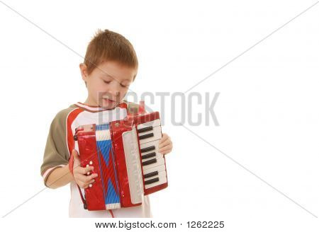 Accordion Boy 35