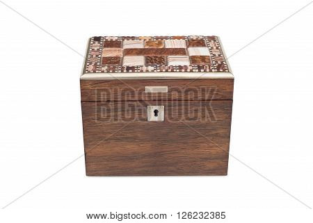 A Vintage General Purpose Wooden Box