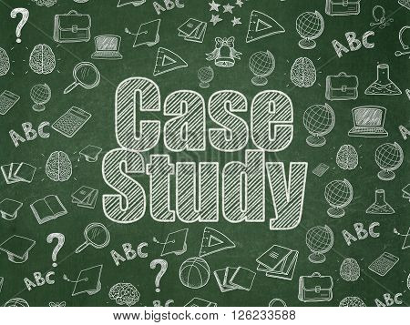 Studying concept: Case Study on School board background