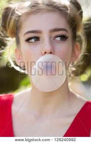 Pretty Woman Outdoor