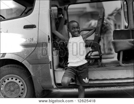 African Boy.