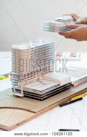 Doing Architecture  Small Model